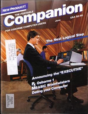 Portable companion 1983 06 cover