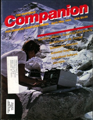 Portable companion 1984 04 cover