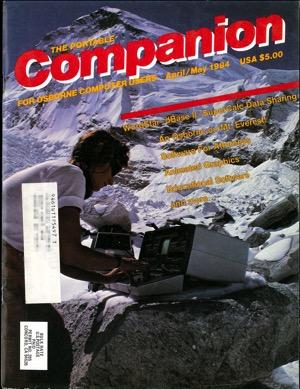 Portable companion 1984 04 cover