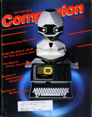 Portable companion 1985 01 02 cover
