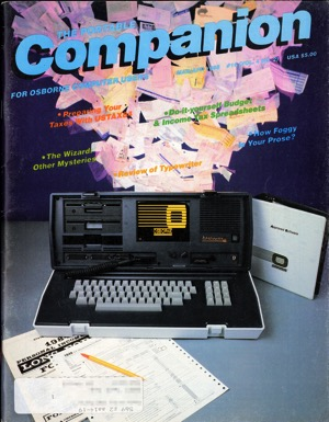 Portable companion 1985 03 04 cover
