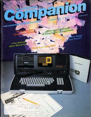 Portable companion 1985 03 04 cover