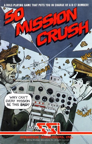 50 mission crush manual