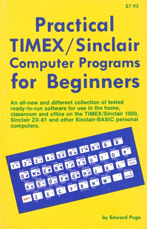 Page 1983 practical timex sinclair programs for beginners