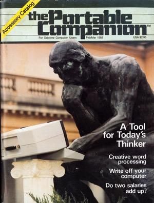 Portable companion 1983 02 03 cover