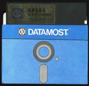 Argos disk front
