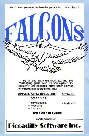 Falcons instructions