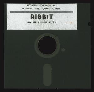 Ribbit disk front