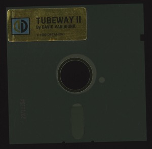 Tubeway disk 1354 front