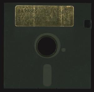 Ulysses 3750 disk front