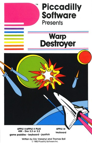 Warp destroyer instructions